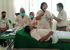 Pelatihan Internal Untuk Meningkatkan Kualitas dan Mutu Personil Rumah Sakit TK. IV 01.07.02 Binjai